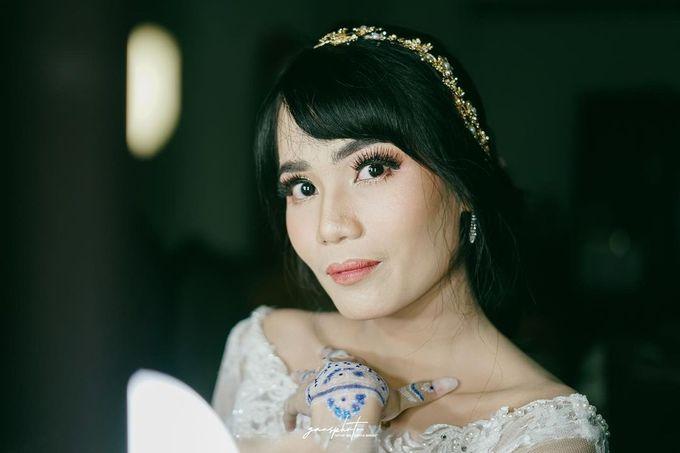 Hairdo Modern by iir bahari professional makeup and wedding - 003
