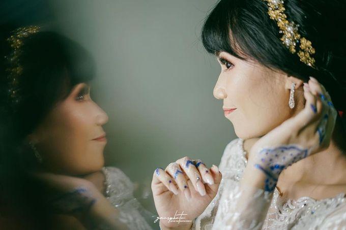 Hairdo Modern by iir bahari professional makeup and wedding - 002