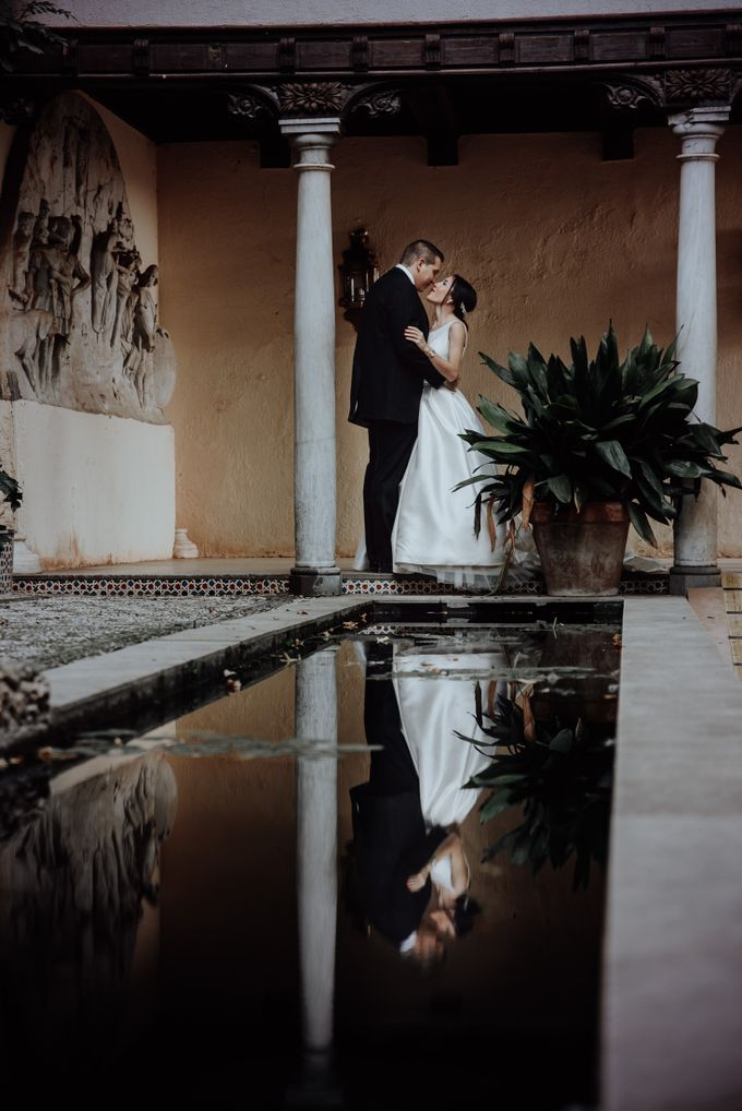 Laura & Francisco Post Wedding photo shooting by WedFotoNet - 007