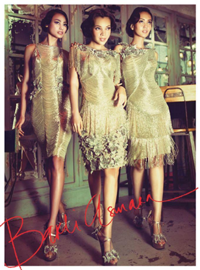 The Fringe by Barli Asmara Couture - 016