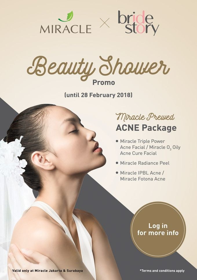 Miracle Prewed Acne Package by Miracle Aesthetic Clinic - 001