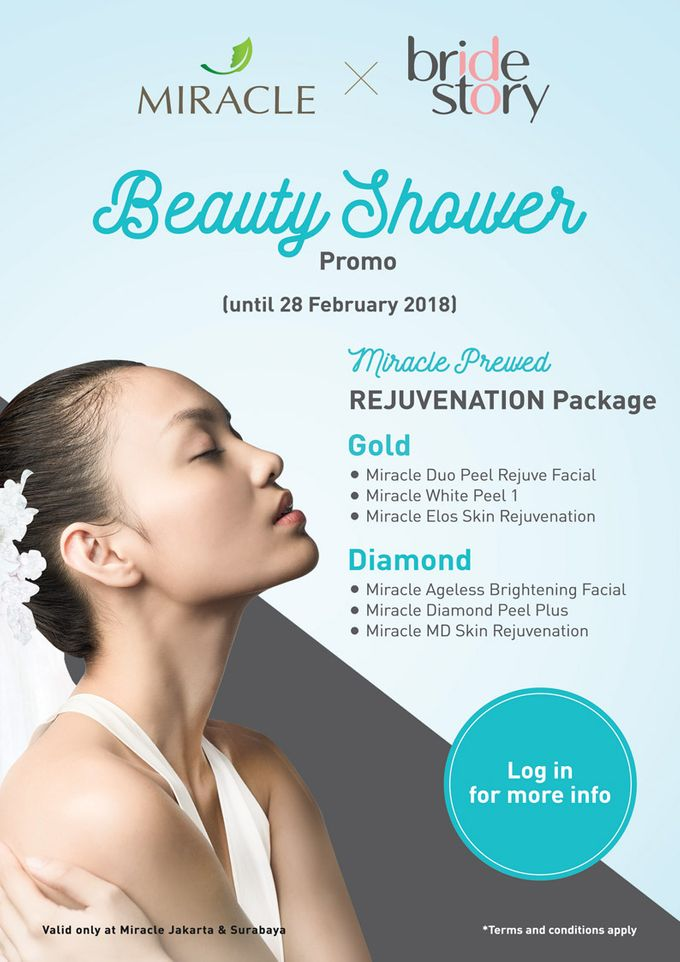 Miracle Prewed REJUVENATION Package by Miracle Aesthetic Clinic - 001