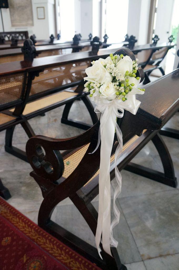 Church Wedding - Armenian Church by The Olive 3 (S) Pte Ltd - 009
