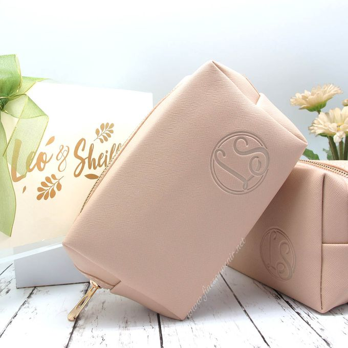 Add To Board Cosmetic Pouch Include Packaging By Fine Souvenir