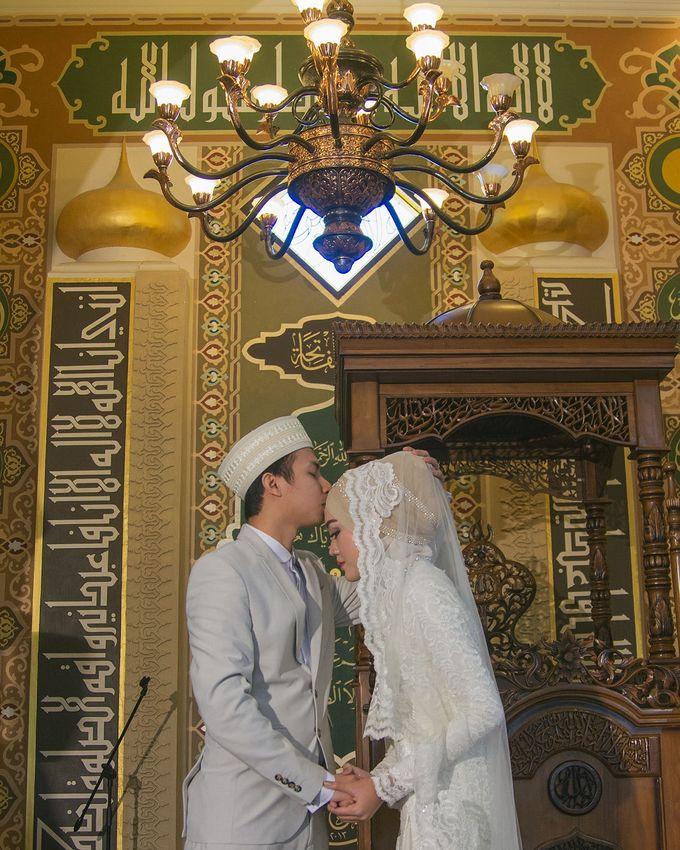 Niko + Lisa Kota Bukittinggi by RAP Wedding - 006