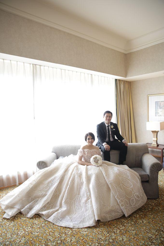 Ritz Carlton - Brian & Sophie by Maestro Wedding Organizer - 001