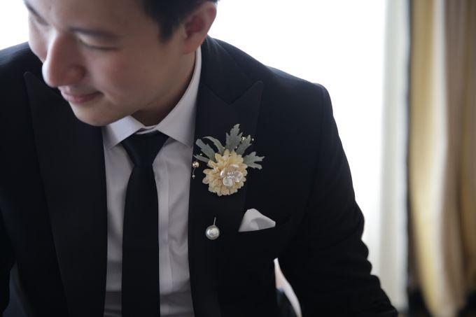 Ritz Carlton - Brian & Sophie by Maestro Wedding Organizer - 002