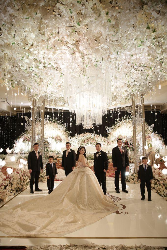 Ritz Carlton - Brian & Sophie by Maestro Wedding Organizer - 007
