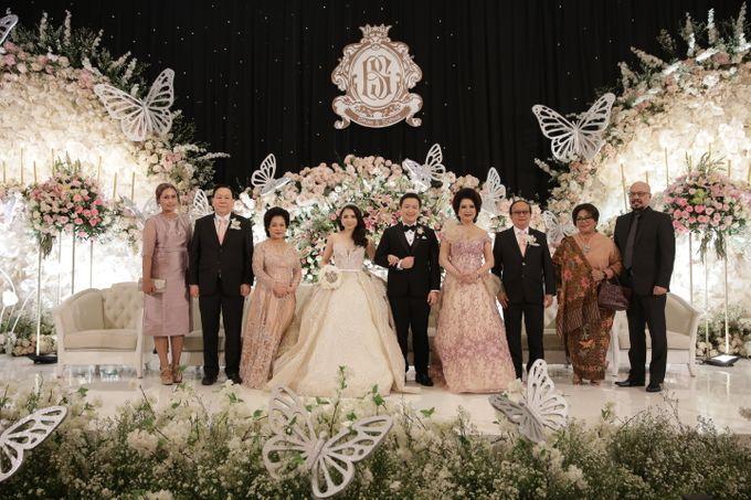 Ritz Carlton - Brian & Sophie by Maestro Wedding Organizer - 008