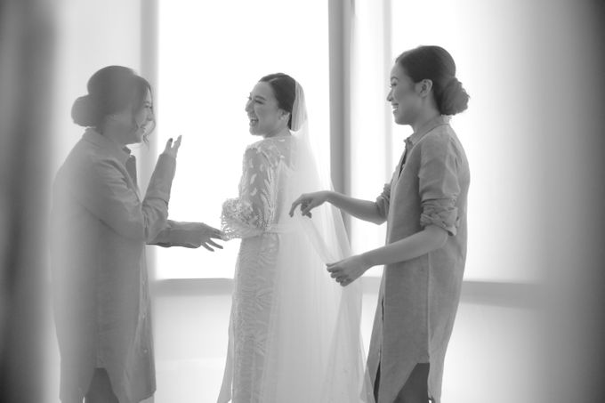 Handy & Devina Wedding by GLOW LIGHT - 014