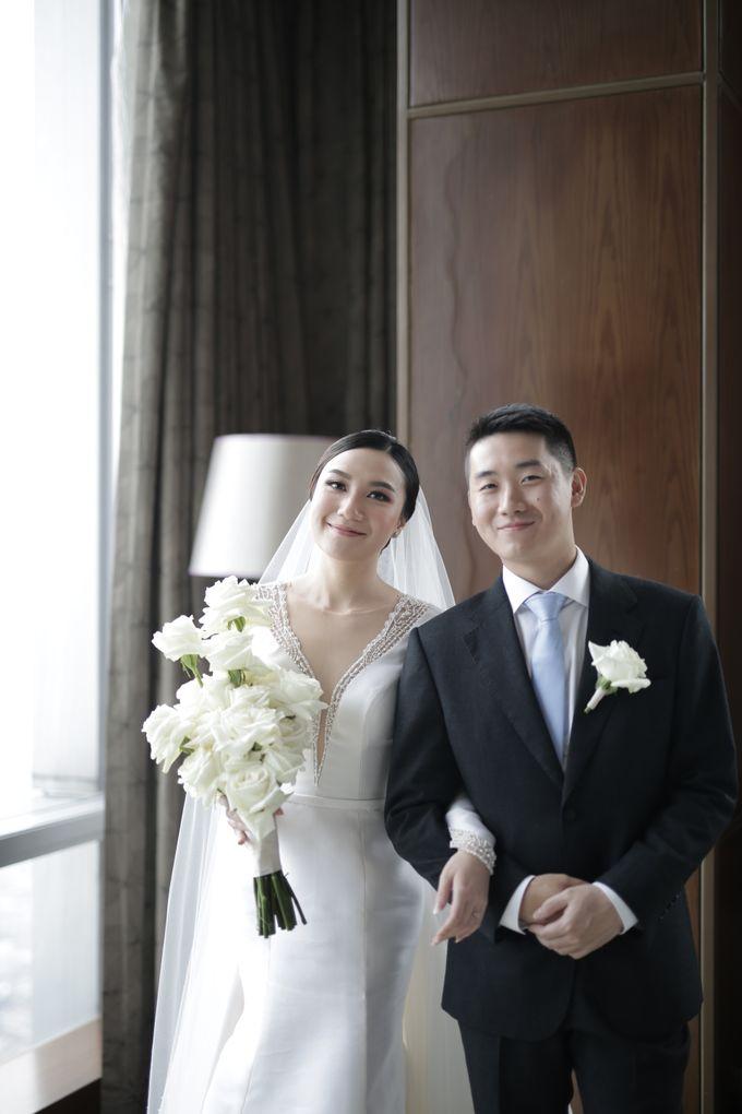 Handy & Devina Wedding by GLOW LIGHT - 016
