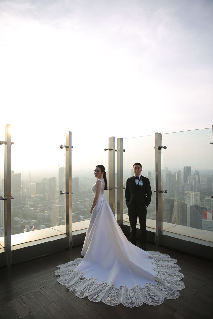 Handy & Devina Wedding by GLOW LIGHT - 017