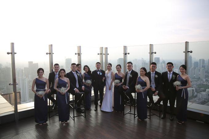Handy & Devina Wedding by GLOW LIGHT - 018