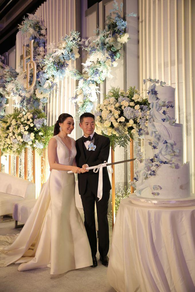 Handy & Devina Wedding by GLOW LIGHT - 020