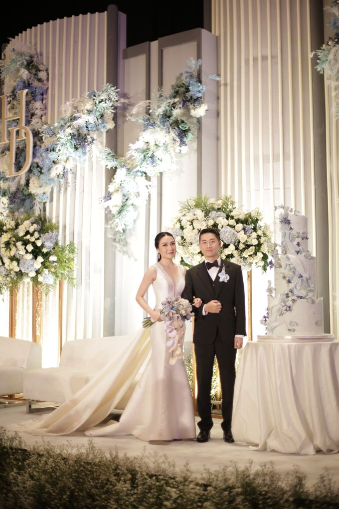 Handy & Devina Wedding by GLOW LIGHT - 023