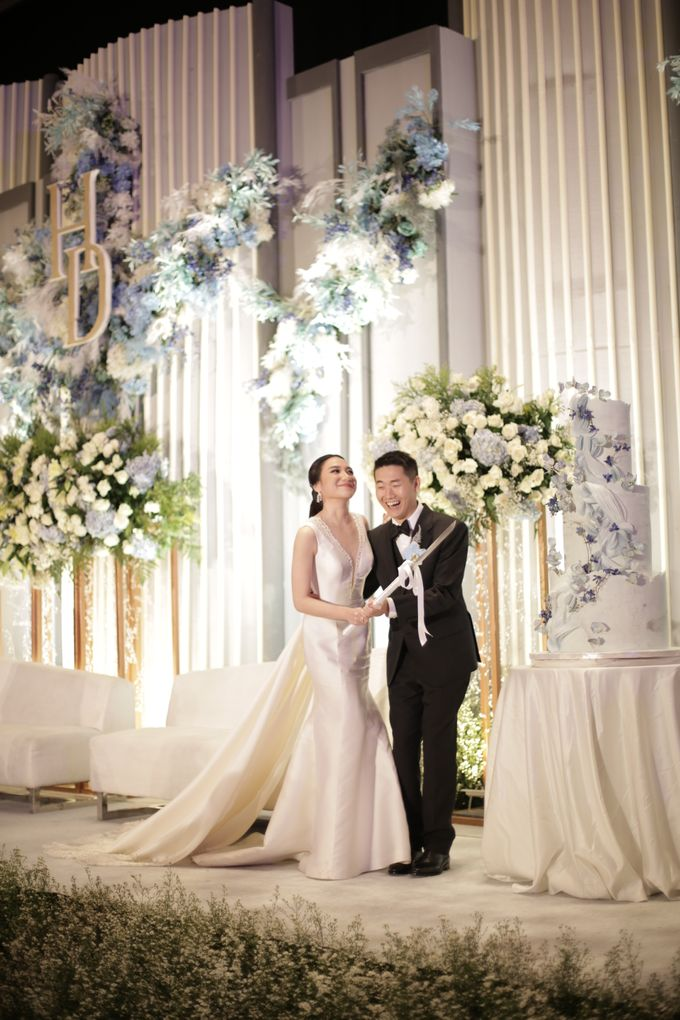Handy & Devina Wedding by GLOW LIGHT - 024