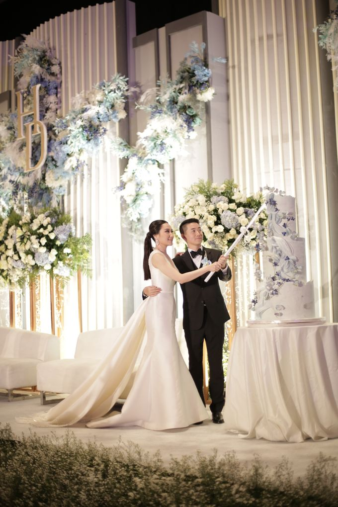 Handy & Devina Wedding by GLOW LIGHT - 025