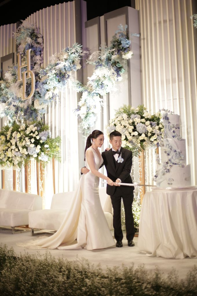 Handy & Devina Wedding by GLOW LIGHT - 027