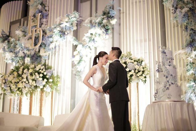 Handy & Devina Wedding by GLOW LIGHT - 028