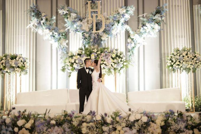 Handy & Devina Wedding by GLOW LIGHT - 030