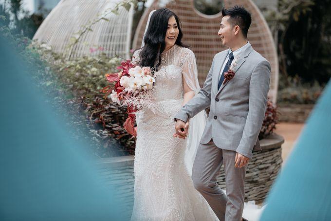 Wedding of Renno & Angeline by Mandarin Oriental, Jakarta - 012
