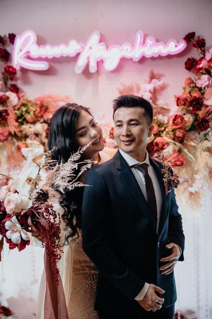 Wedding of Renno & Angeline by Mandarin Oriental, Jakarta - 013