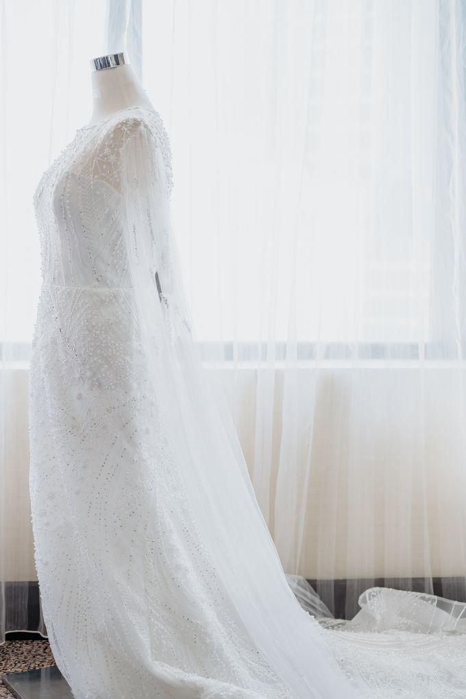 Wedding of Renno & Angeline by Mandarin Oriental, Jakarta - 016