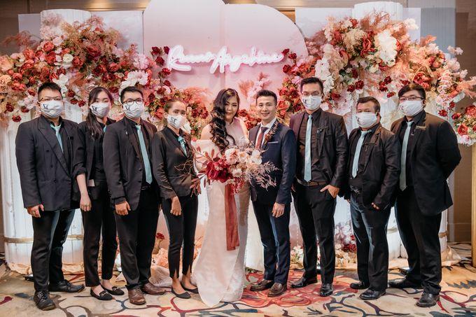 Wedding of Renno & Angeline by Mandarin Oriental, Jakarta - 020