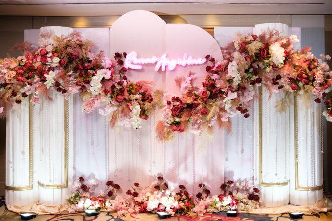 Wedding of Renno & Angeline by Mandarin Oriental, Jakarta - 022