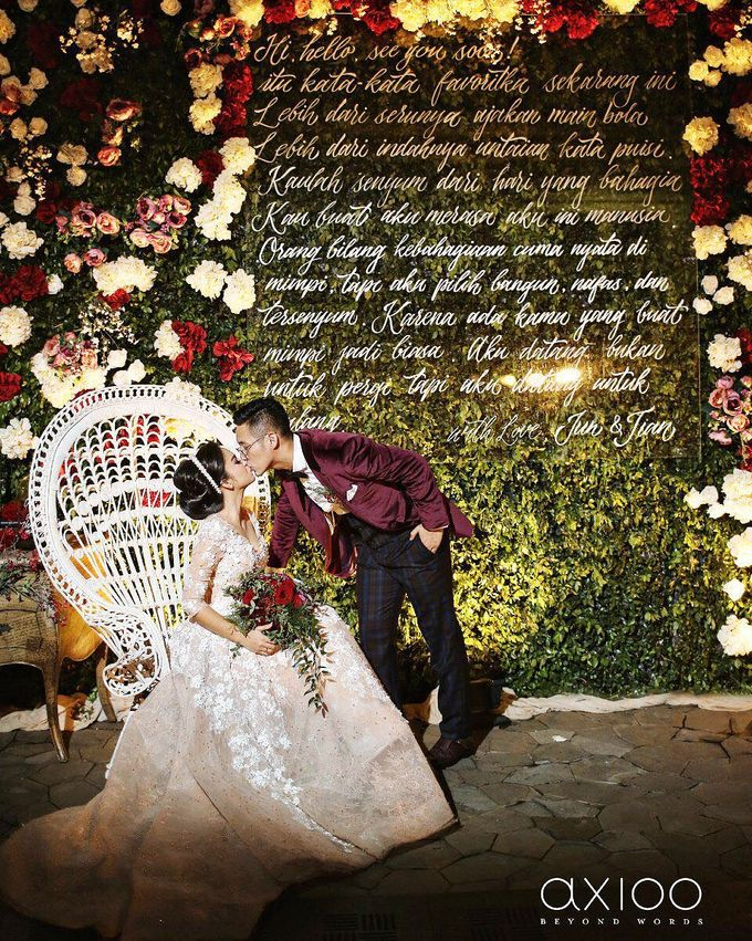 Jun & Tian by Imelda Hudiyono Bride - 001