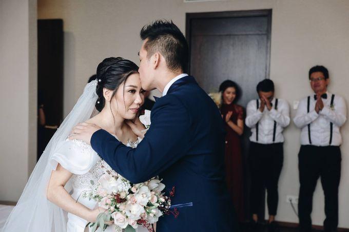 William & Selvi Wedding at Hilton Hotel by PRIDE Organizer - 011