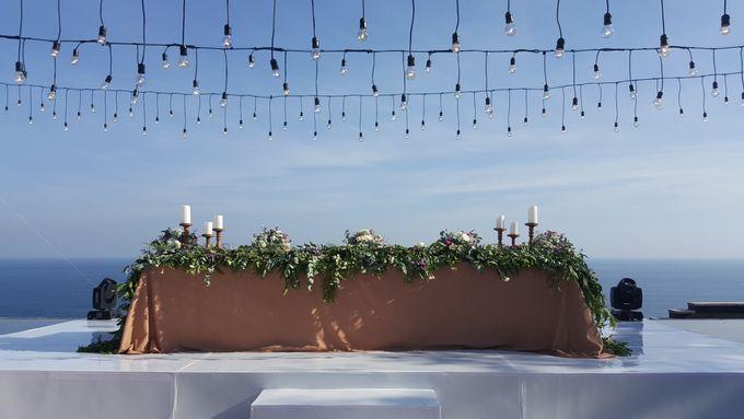 Sunset Garden Party by d'Oasis Florist & Decoration - 022