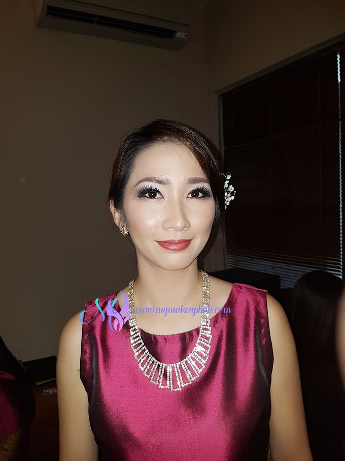 Makeup Party by Yenny Makeup Artist - 001