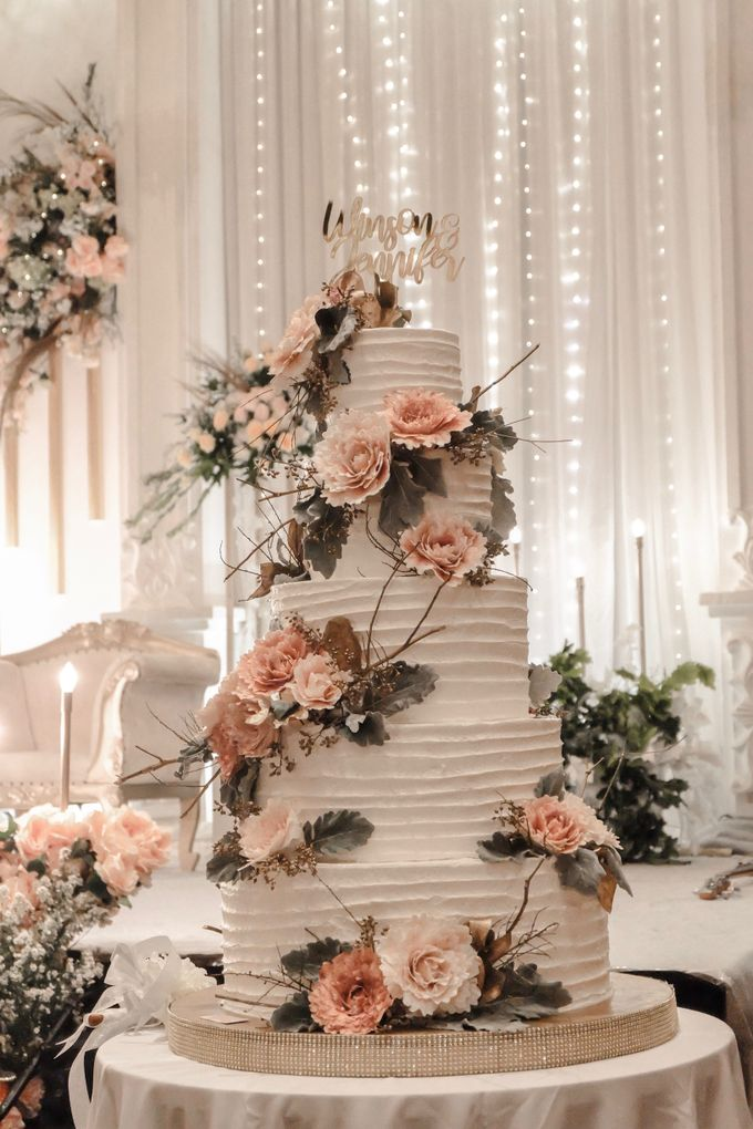 The Wedding of Winson & Jennifer by KAIA Cakes & Co. - 027