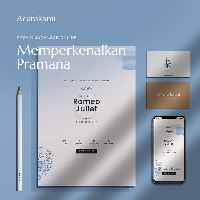 Gusyudik & Septya Wedding - Undangan Online Desain Pramana by Acarakami.com - 001