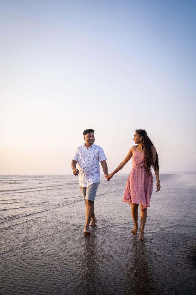 Hitesh & Vaibhavi Pre Wedding by Wedding By Cine Making - 012