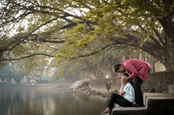 Hitesh & Vaibhavi Pre Wedding by Wedding By Cine Making - 006
