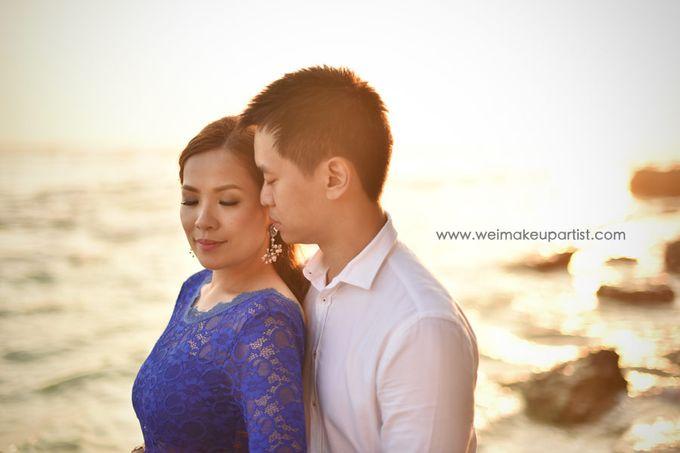 Pre-wedding in Bali - Hannah & James by Wei Makeup Artist - 004