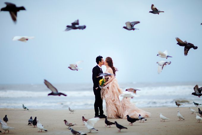 Pre wedding viet nam by Fernandes Photographer - 011
