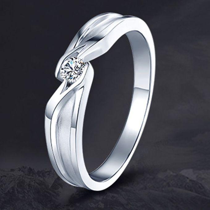 Tiaria Precious Moment Diamond Ring Perhiasan Cincin Pernikahan Emas dan Berlian by TIARIA - 006