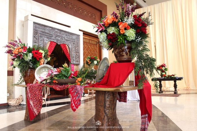 Rafflesia Wedding Package by BALAI KARTINI - Exhibition and Convention Center - 011