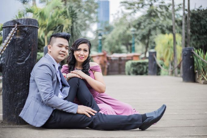 Albert and Eveluna Wedding by Heaven Events Management - 003