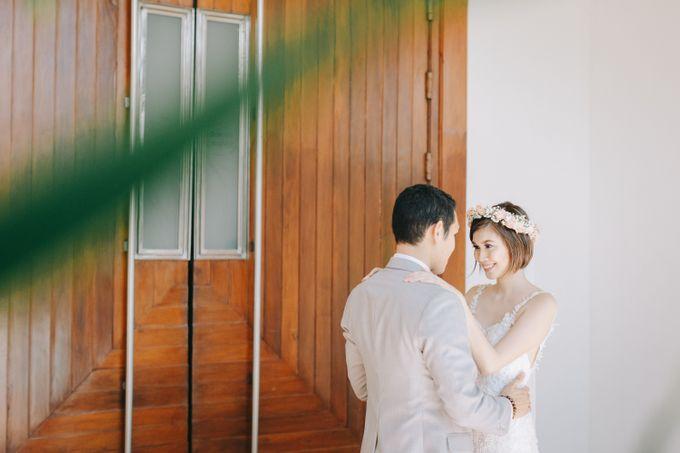 Luigi & Marika Blush Wedding by Marielle Penafiel Photography - 029