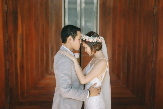 Luigi & Marika Blush Wedding by Marielle Penafiel Photography - 031