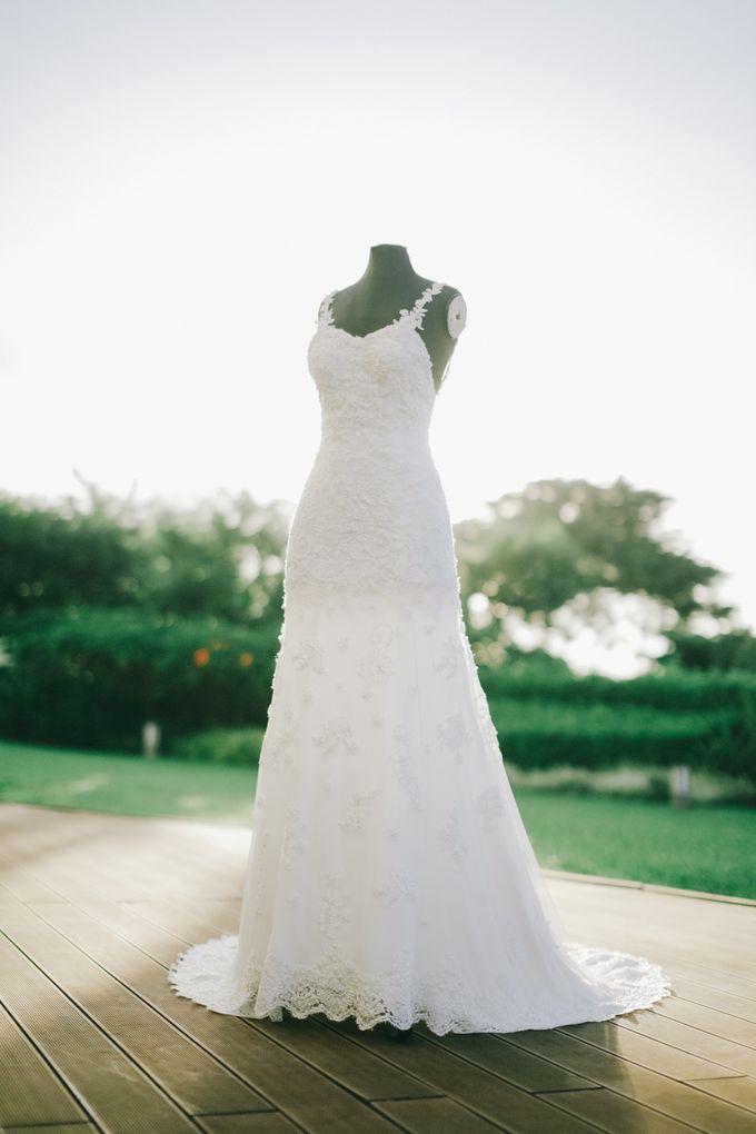Luigi & Marika Blush Wedding by Marielle Penafiel Photography - 002