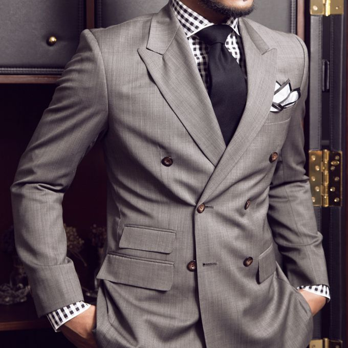 Preppy Look by Philip Formalwear - 012