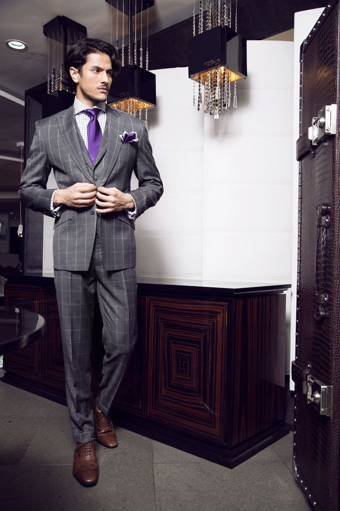 Preppy Look by Philip Formalwear - 007