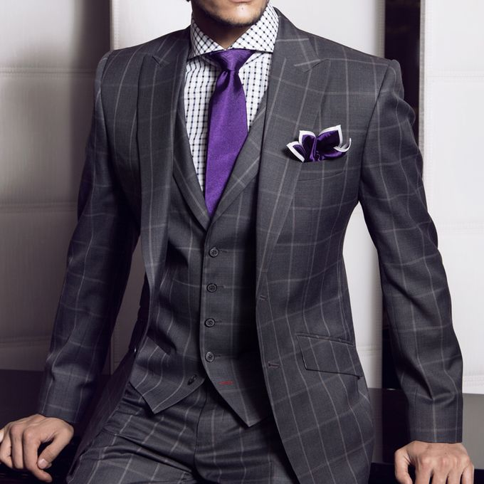 Preppy Look by Philip Formalwear - 008