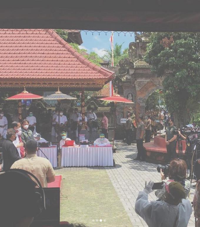 Kunjungan Presiden RI Jokowi by Delapanam Rental Bali - 003