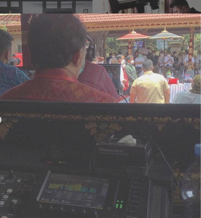 Kunjungan Presiden RI Jokowi by Delapanam Rental Bali - 004